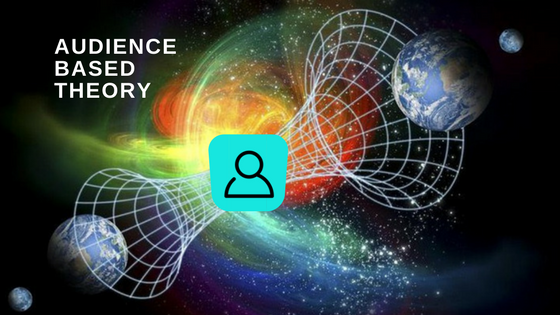 audience based theory compared to the quantum theory