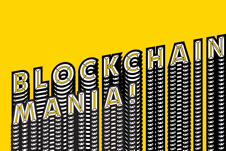 blockchain mania